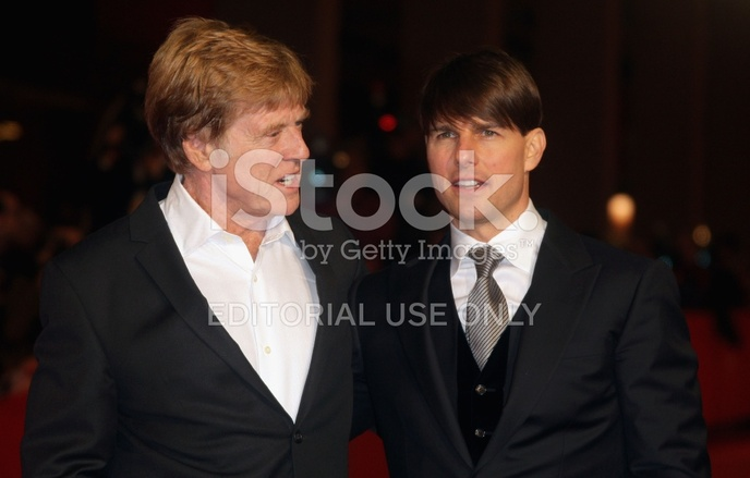 Robert redford clipart black and white download Robert Redford, Tom Cruise 2nd Rome Film Festival Lions for ... black and white download