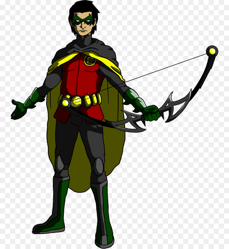 Robin damian wayne clipart image black and white download Robin Hood png download - 816*979 - Free Transparent Damian ... image black and white download