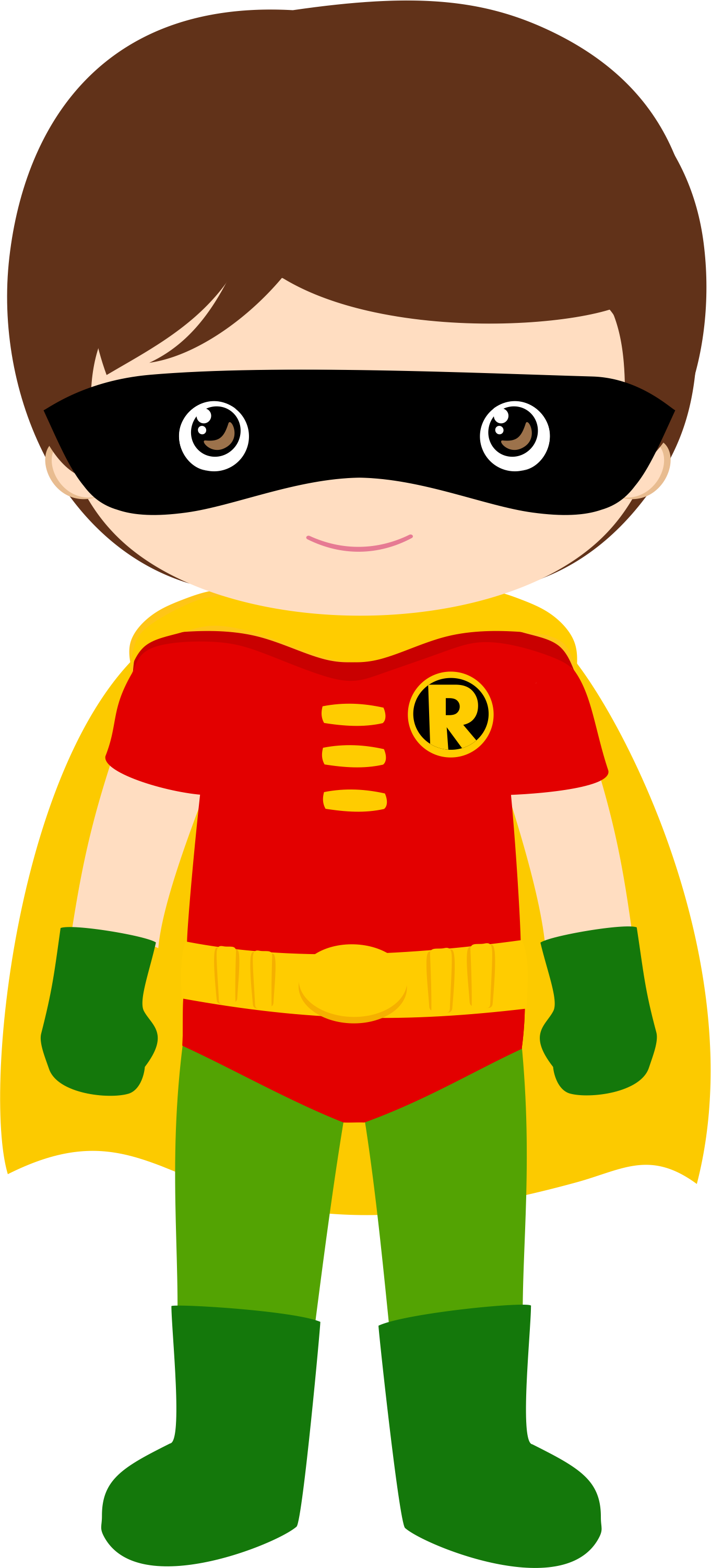 Robin superhero clipart transparent download Pin by Tiffany Mccollum on class room | Superhero party ... transparent download