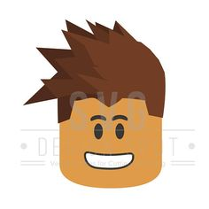 Roblox face clipart picture transparent download 17 Best Roblox SVG images in 2018 | Poster wall, Purchase ... picture transparent download