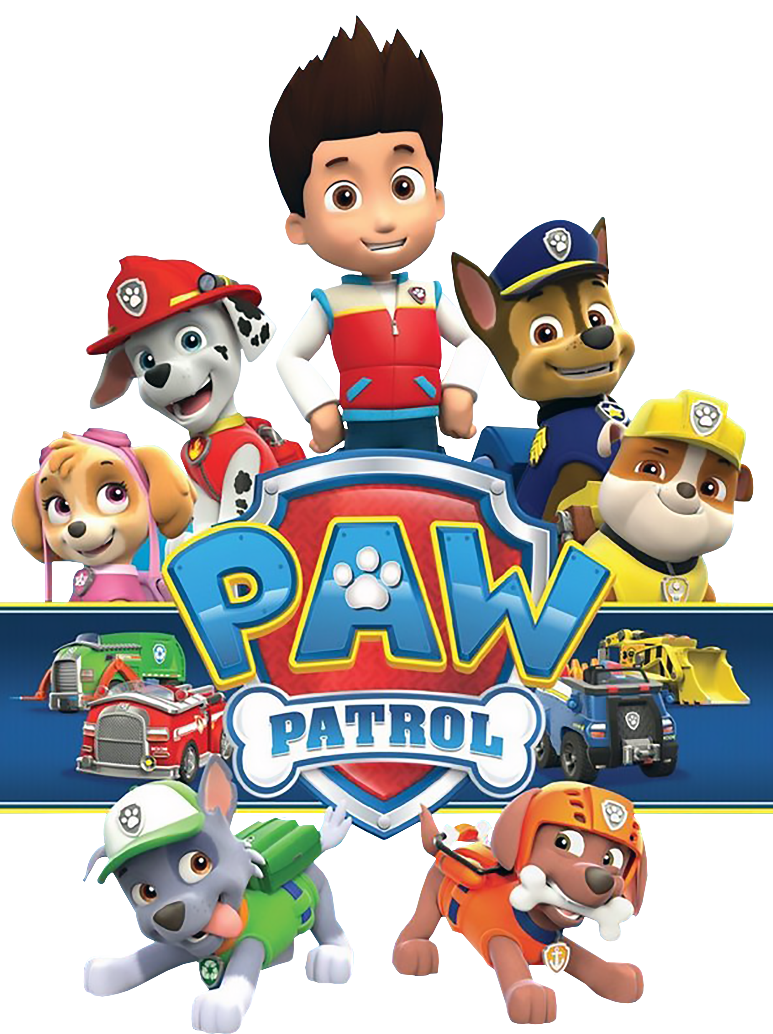 Pin by Heather Grass on party ideas | Pinterest | Paw patrol, Paw ... clipart library
