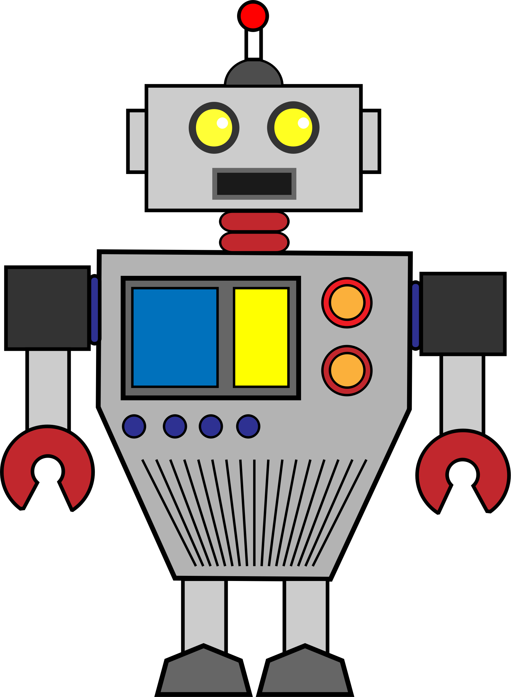 Robot car clipart banner transparent stock Robot PNG images free download banner transparent stock