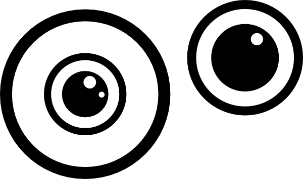 Robot eyes clipart graphic royalty free Free Monster Eyes Clipart, Download Free Clip Art, Free Clip ... graphic royalty free