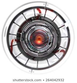 Robot eyes clipart vector freeuse library Robot eyes clipart 1 » Clipart Portal vector freeuse library