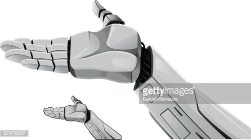 Robot hand clipart graphic royalty free stock Robot Hand premium clipart - ClipartLogo.com graphic royalty free stock