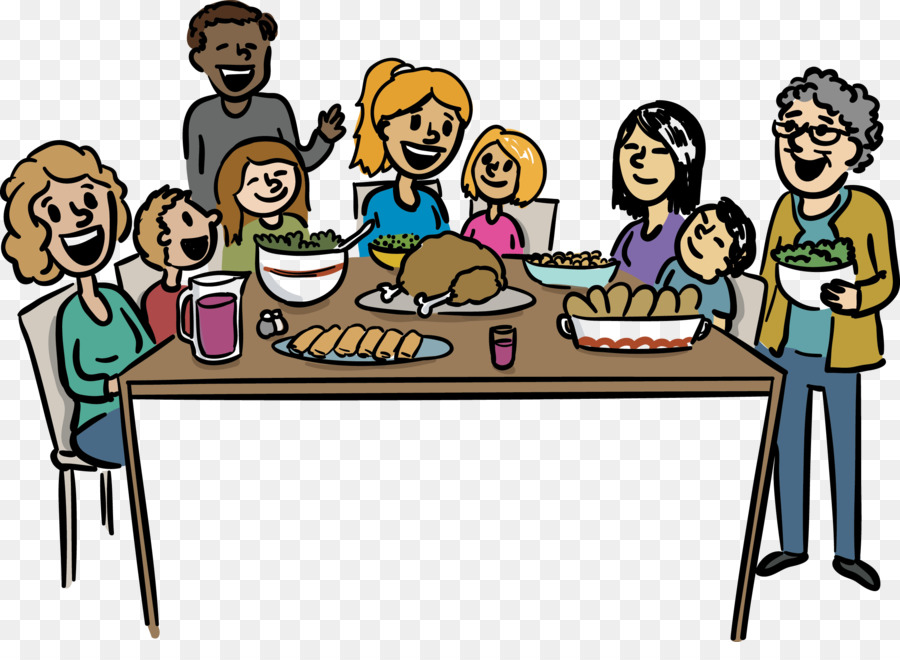Thanksgiving meal offered clipart clip free library Turkey Thanksgiving Cartoon png download - 2388*1704 - Free ... clip free library
