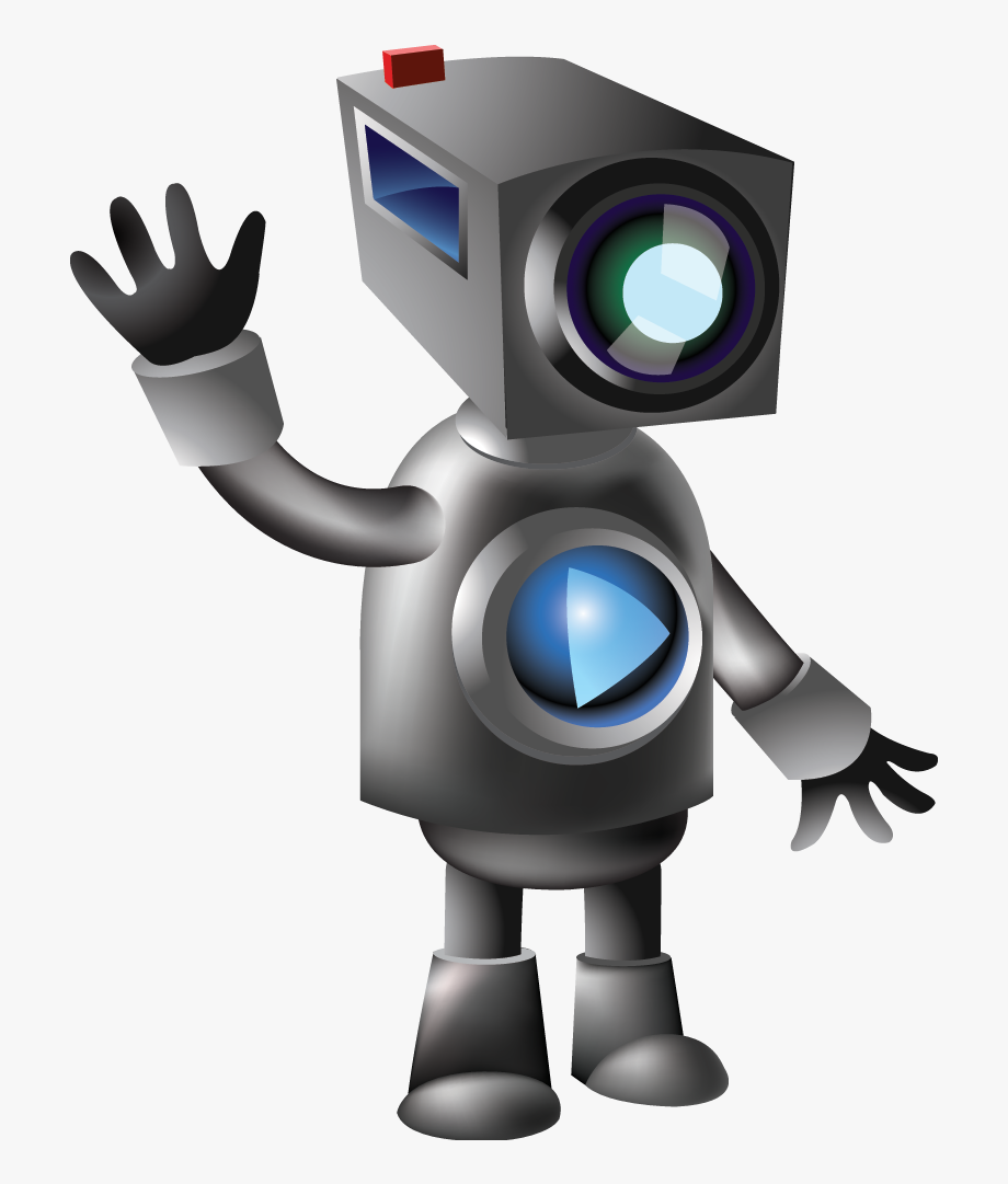 Robot with camera clipart jpg library stock Robot Png, Download Png Image With Transparent Background ... jpg library stock