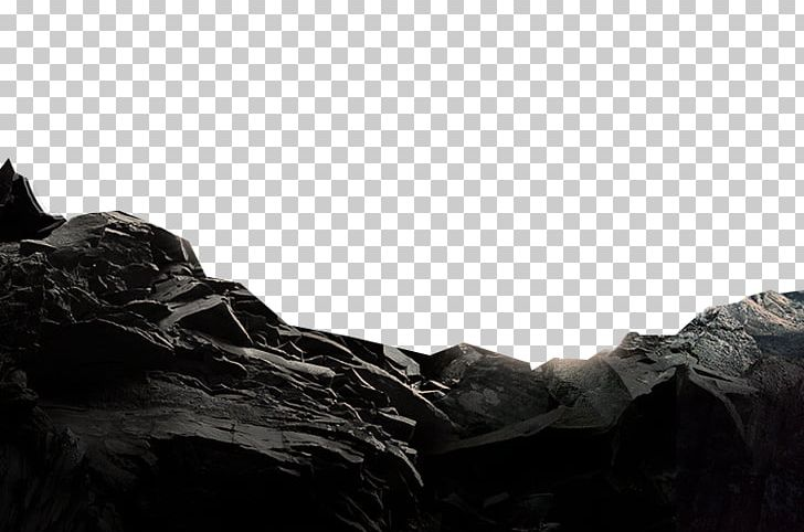 Rock and mountains black and white clipart banner black and white download Black And White Fundal Rock PNG, Clipart, Background Black ... banner black and white download