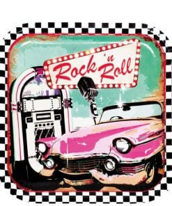Rock and roll and race cars clipart vector transparent stock 1950\'s Rock n Roll themed party decorations vector transparent stock