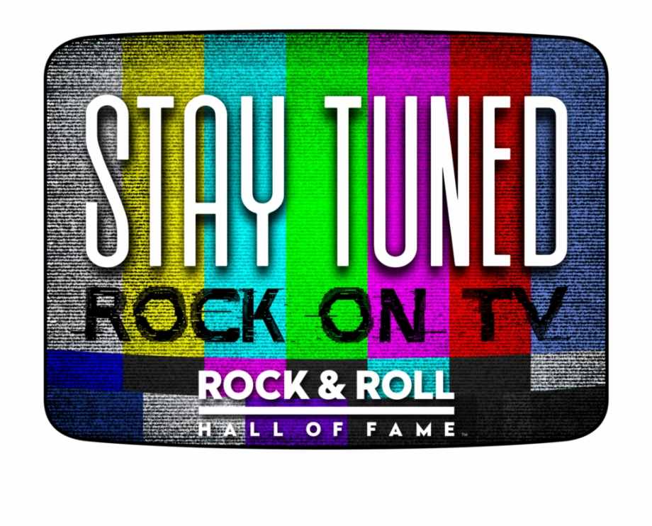 Rock and roll hall of fame clipart black and white Rock On Tv - Rock & Roll Hall Of Fame Free PNG Images ... black and white