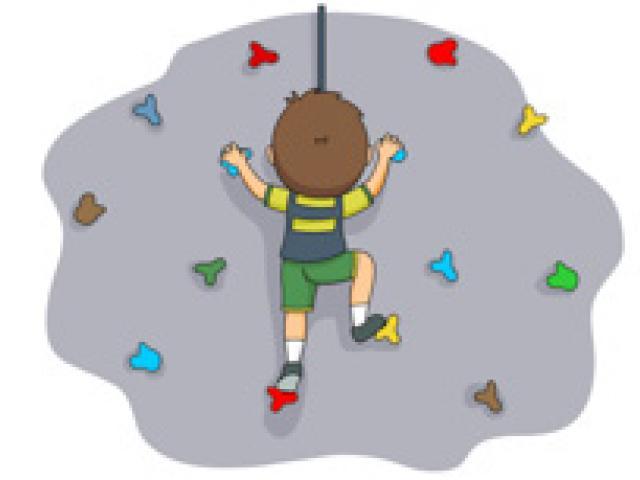 Rock climbing clipart girl image freeuse Girl Clipart rock climbing 21 - 358 X 470 Free Clip Art ... image freeuse