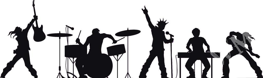 Rock music clipart free royalty free stock Rock Band Clipart Musician - Clipart1001 - Free Cliparts royalty free stock