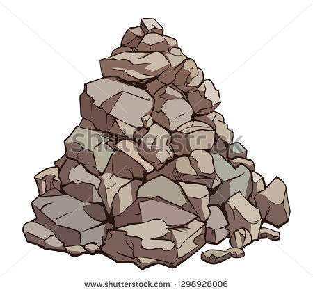 Rock pile clipart svg library Rock Pile Stock Images Royalty Free Images & Vectors - Free ... svg library