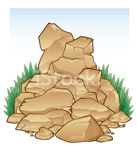 Rock pile clipart clip art freeuse download Rock Pile With Grass premium clipart - ClipartLogo.com clip art freeuse download