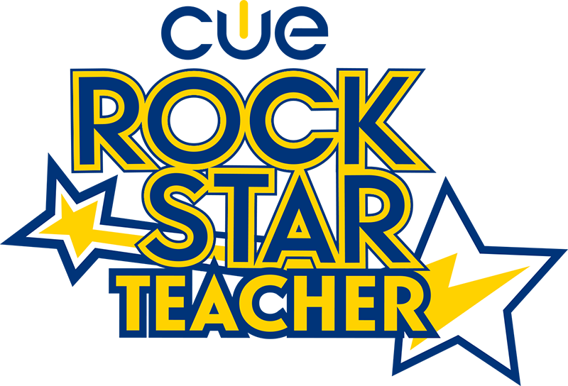 Star parent clipart freeuse library CUE Rock Star STEAM Edition | CUE freeuse library