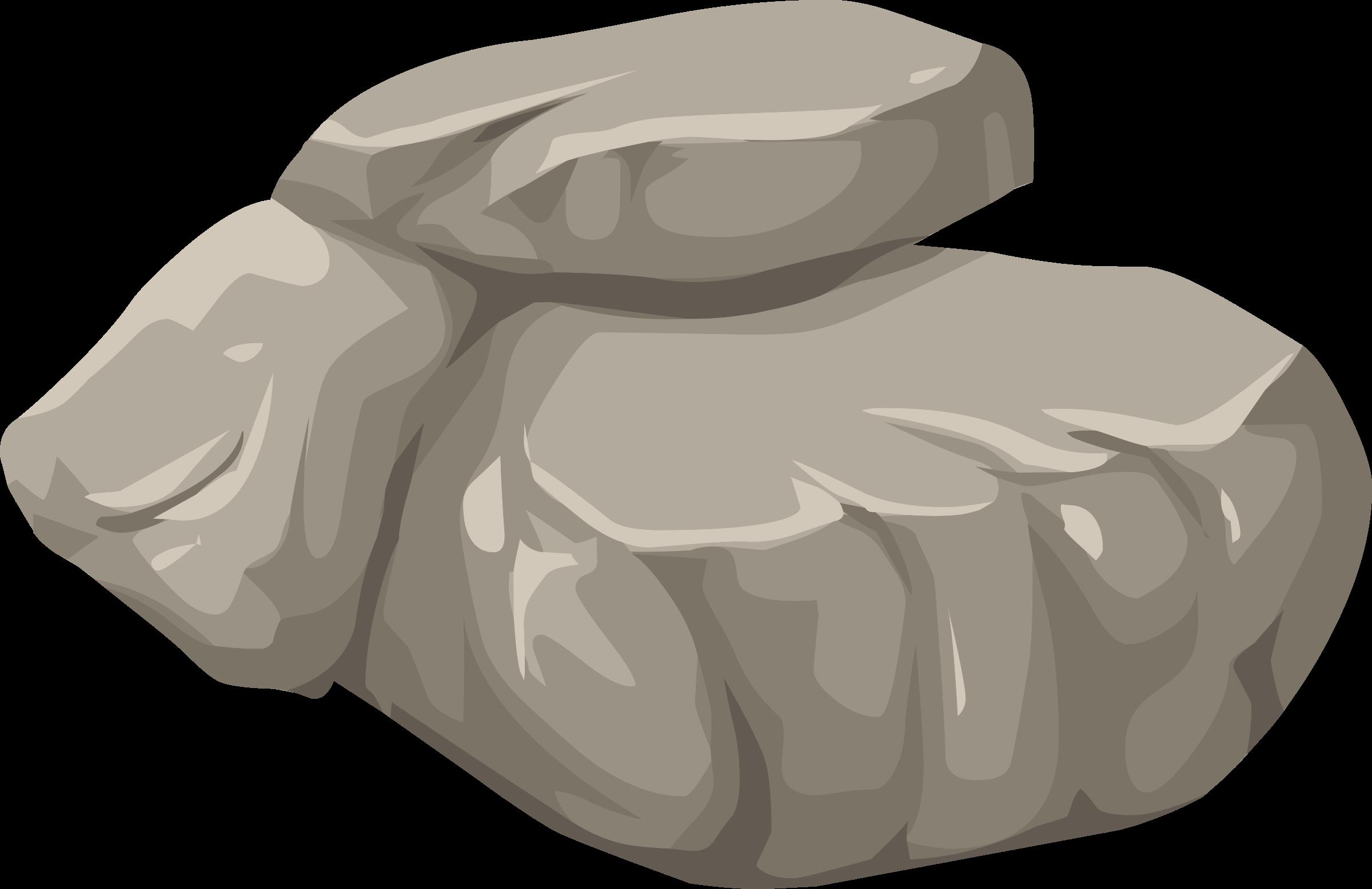 Rock transparent clipart vector freeuse Rock Clipart Png - Rock Clipart No Background , Transparent ... vector freeuse