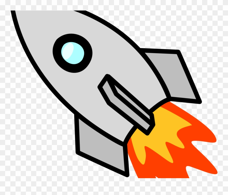 Rocketship clipart vector library Fire Flames Clipart Rocket Ship - Rocket Launch Clip Art ... vector library