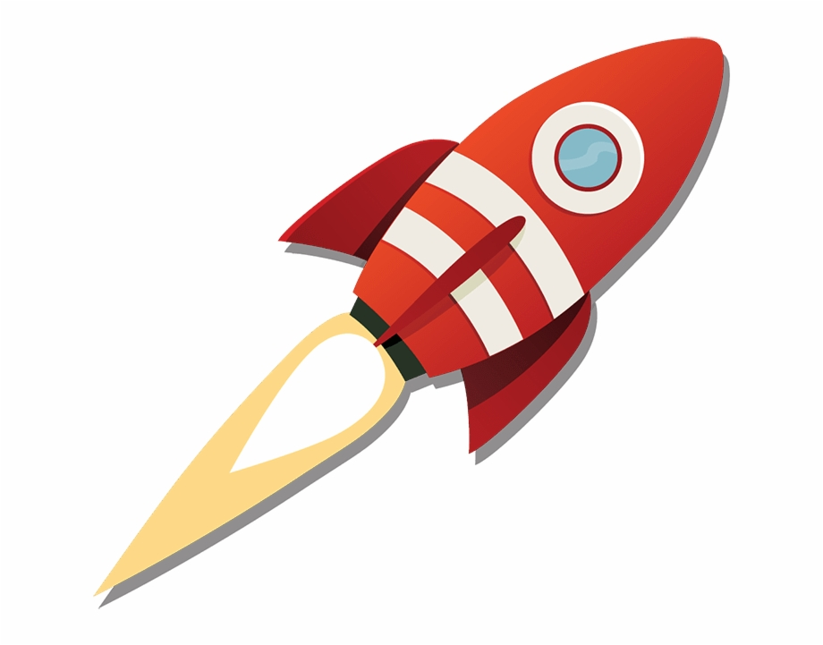 Rocket launch cartoon clipart png free stock Rocketship Clipart Rocket Launch - Transparent Cartoon ... png free stock