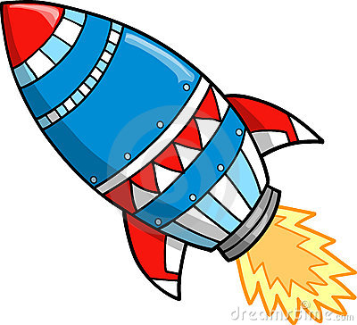 Rockets clipart clipart black and white library Free Rocket Clipart | Free download best Free Rocket Clipart ... clipart black and white library