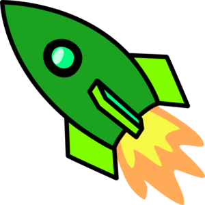 Rockets clipart image freeuse library Space Rockets Clipart (page 3) - Pics about space | Rockets ... image freeuse library