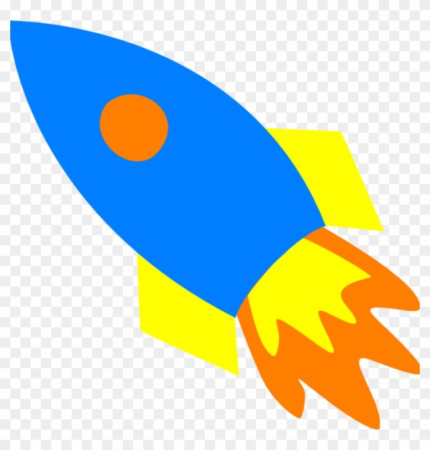 Rocketship clipart image free stock Rocketship Clipart Blue Rocket Ship Clip Art At Clker ... image free stock