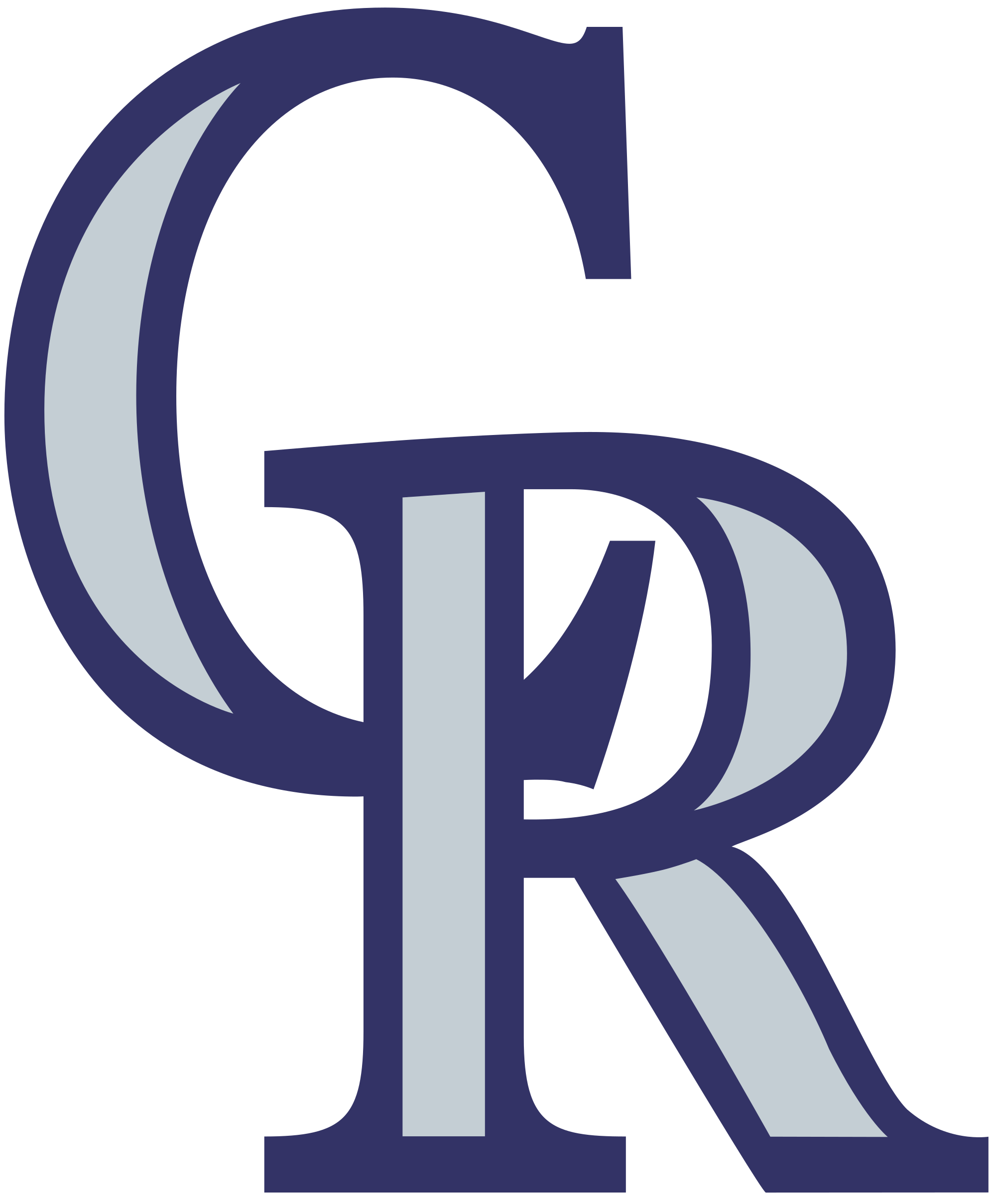 Rockies baseball clipart picture royalty free stock File:Colorado Rockies logo.svg - Wikimedia Commons picture royalty free stock