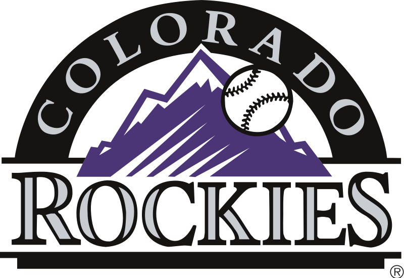 Rockies baseball clipart clipart black and white download Colorado Rockies Logo transparent PNG - StickPNG clipart black and white download