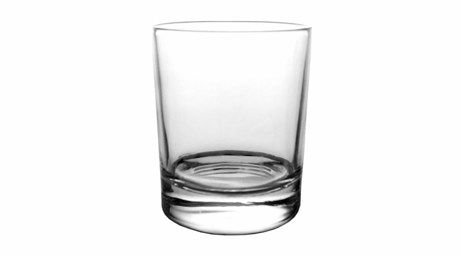 Rocks glass clipart picture black and white 7 Oz Economic Rocks Glass - Old Fashioned Glass Free PNG ... picture black and white