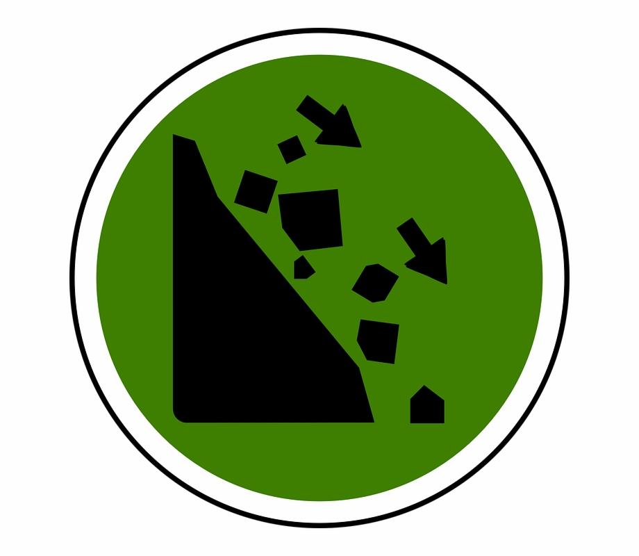 Rockslide clipart image royalty free Falling Rocks Rockfall Rock Slide - Discovery Park Free PNG ... image royalty free