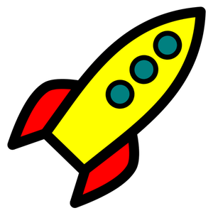 Rockt clipart banner freeuse stock 440 rocket launch clip art images   Public domain vectors banner freeuse stock
