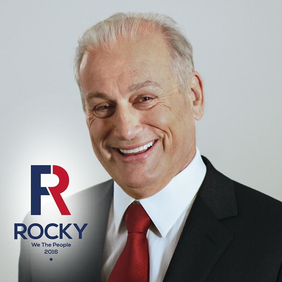 Rocky de la fuente clipart