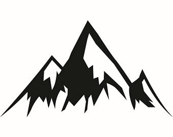 Swiss alps clipart sihllouette png freeuse library Rocky Mountains Clipart | Free download best Rocky Mountains ... png freeuse library