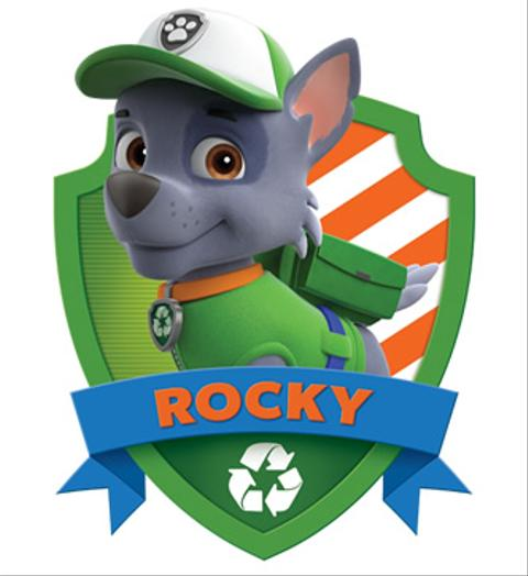 Rocky paw patrol clipart svg free library Rocky from PAW Patrol | Nickelodeon Africa svg free library