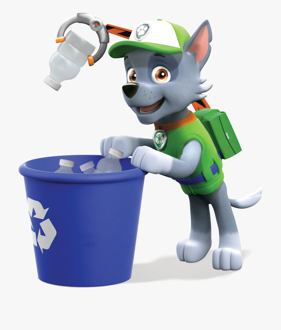 Rocky paw patrol clipart clip black and white download Paw Patrol Zuma Png - Rocky Paw Patrol Png #214344 - Free ... clip black and white download