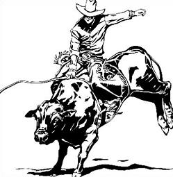 Rodeo pictures clipart jpg black and white stock Free Rodeo Cliparts, Download Free Clip Art, Free Clip Art ... jpg black and white stock