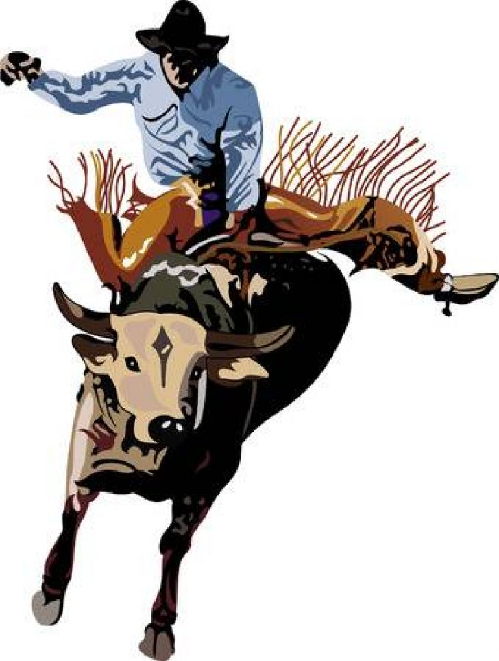 Rodeo pictures clipart freeuse download free rodeo decal clipart | www.thelockinmovie.com freeuse download