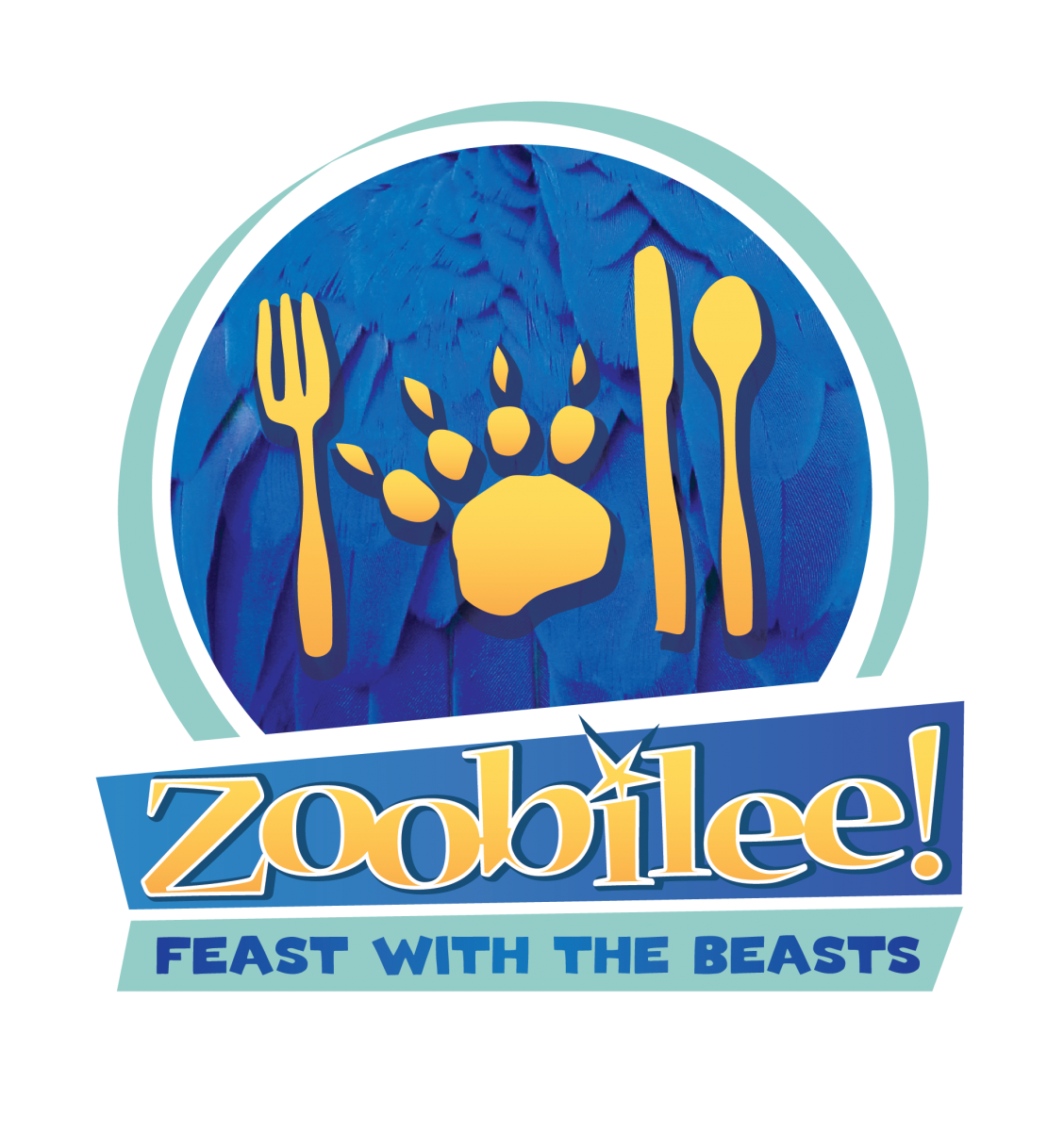 Roger williams zoo logo clipart svg transparent library Zoobilee! Feast with the Beasts | Roger Williams Park Zoo svg transparent library