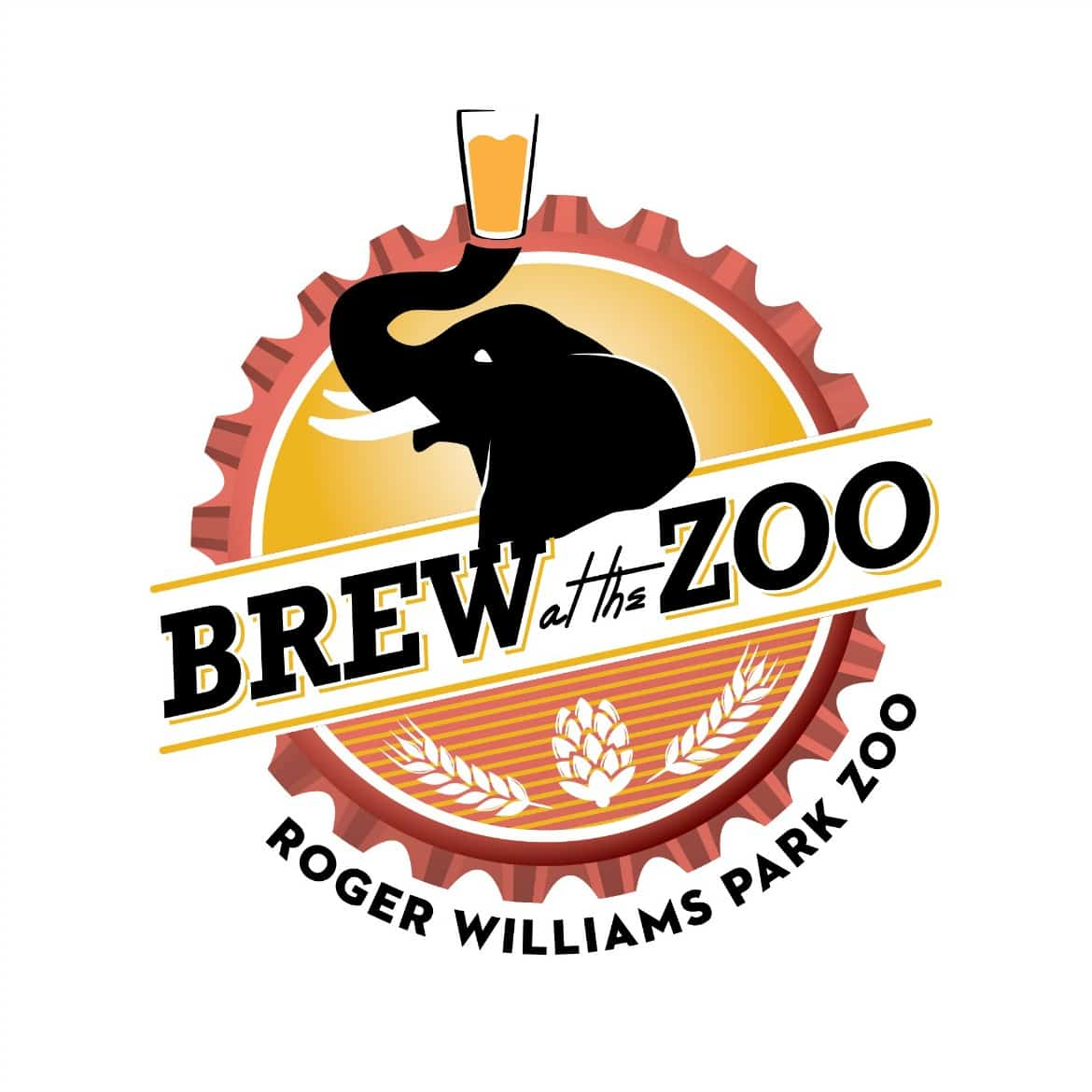 Roger williams zoo logo clipart image transparent BREW AT THE ZOO — LineSider Brewing Co. image transparent