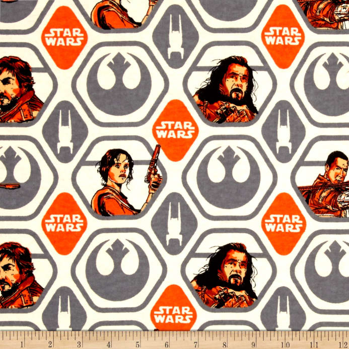 Rogue one a star wars story clipart png library library Rogue One: A Star Wars Story Flannel Rebel Polygon Multi Fabric png library library