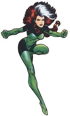 Rogue x men clipart graphic royalty free library Daily X-Men Facts on Twitter: \