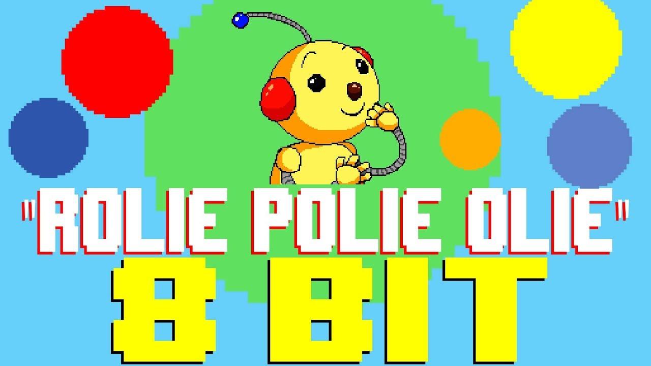 Rolie polie olie clipart jpg transparent download Rolie Polie Olie Theme [8 Bit Tribute to Rolie Polie Olie, Brent Barkman &  Pete Coulman] jpg transparent download