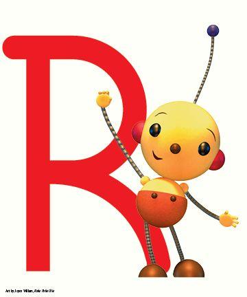 Rolie polie olie clipart jpg black and white download R is for ROLIE POLIE OLIE | Word Work | Reading display ... jpg black and white download