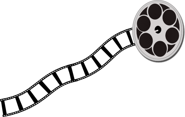 Movie clipart black and white no background picture freeuse library White Background clipart - Film, transparent clip art picture freeuse library