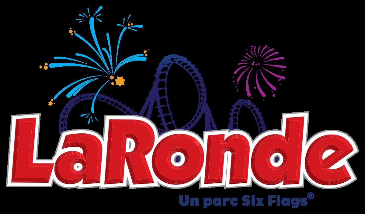 Roller coaster car clipart picture freeuse La Ronde (amusement park) - Wikipedia picture freeuse
