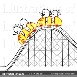 Roller coaster clipart click stars to rate image freeuse stock Roller Coaster Clipart Images | Free Images at Clker.com ... image freeuse stock