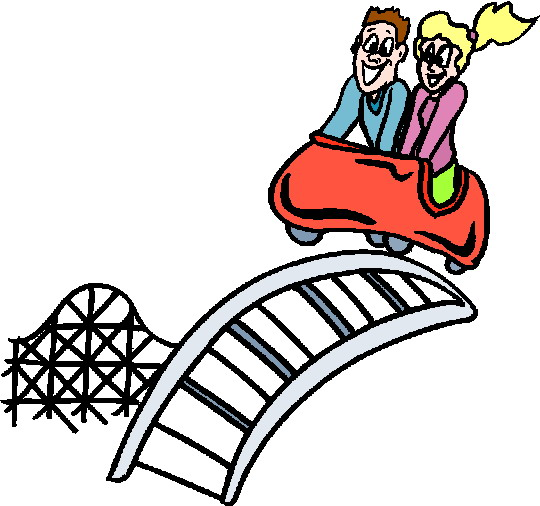Rollercoaster clipart graphic library stock Free Rollercoaster Cliparts, Download Free Clip Art, Free ... graphic library stock