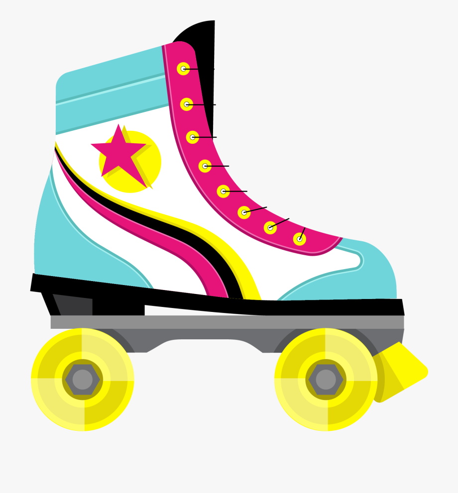 Roller skate clipart png graphic free Roller Skates Skateboarding Roller Skating Euclidean ... graphic free