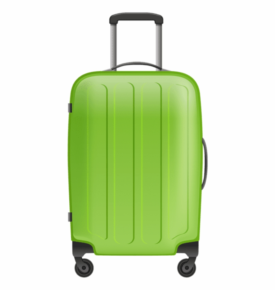 Rollercase clipart graphic freeuse library Luggage Clipart Trolly Bag - Trolley Bags Png Free PNG ... graphic freeuse library