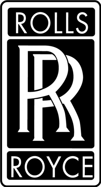 Rolls royce logo clipart clipart free library Rolls Royce logo Free vector in Adobe Illustrator ai ( .ai ... clipart free library