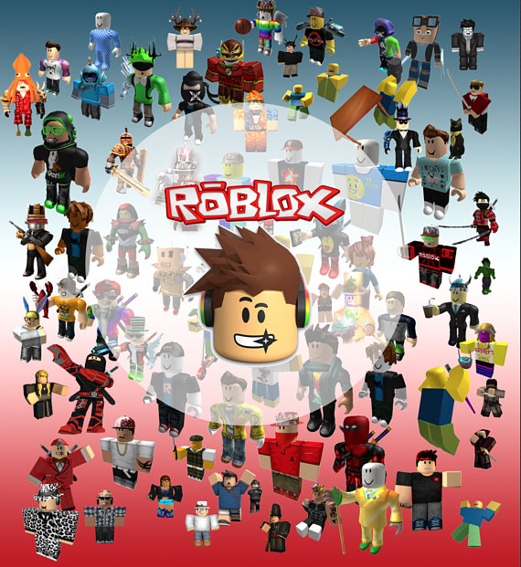 Rolox clipart clipart library Pin by Etsy on Products | Roblox pictures, Clip art, Cute ... clipart library